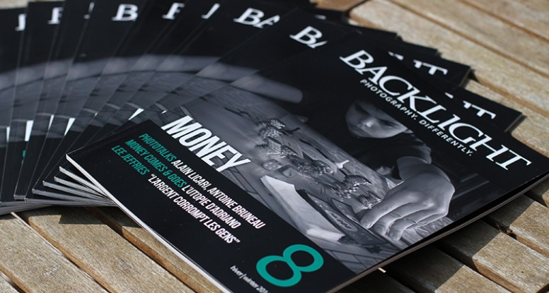 Backlight Magazine n°8 - Money